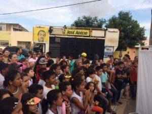 -MOBILIZAÇÃO COMBATE A DENGUE E CHINKUNGUNYA