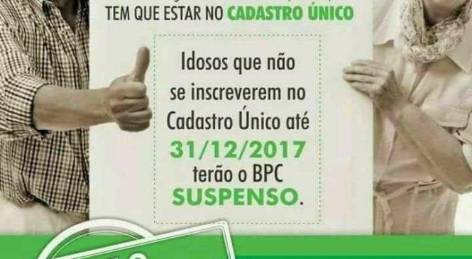 BENEFÍCIO ASSISTENCIAL AO IDOSO E À PESSOA COM DEFICIÊNCIA (BPC)