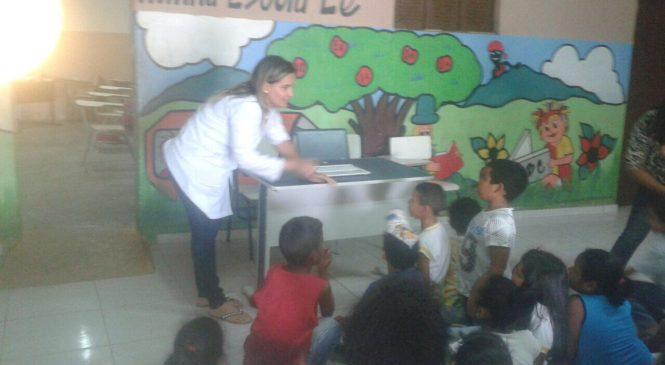 MUNICÍPIO DE MONTANHAS SE PREOCUPA EM PROMOVER O BEM PARA OS SEUS MUNÍCIPES